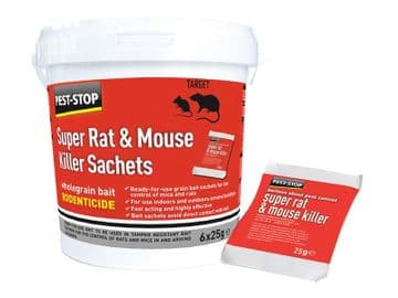 Super Rat & Mouse Killer Sachets